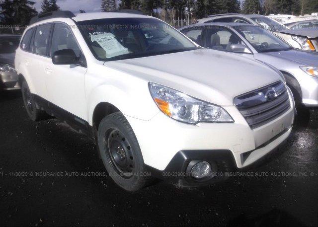 Inventory #847613299 2014 Subaru OUTBACK
