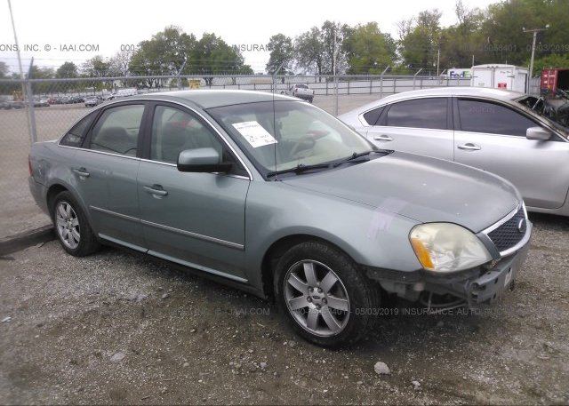 Inventory #870092372 2006 FORD FIVE HUNDRED