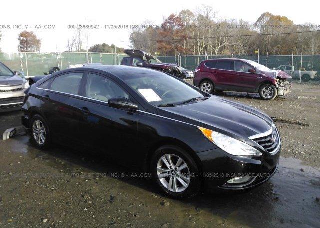Inventory #401019528 2013 Hyundai SONATA