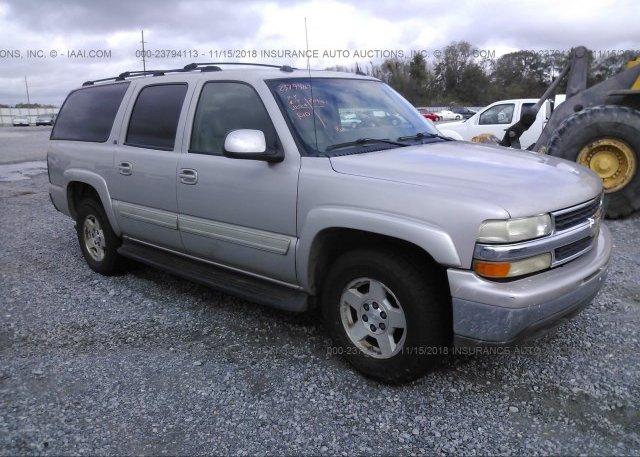 Inventory #718078457 2004 Chevrolet SUBURBAN