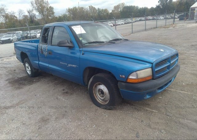 Inventory #228239395 1998 Dodge DAKOTA