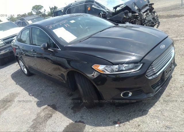 Inventory #857687272 2013 FORD FUSION