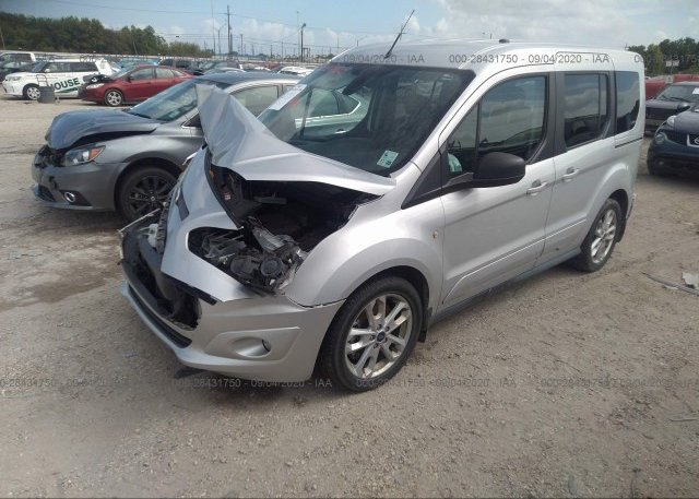из сша 2014 FORD TRANSIT CONNECT WAGON NM0AS8FX3E1154735