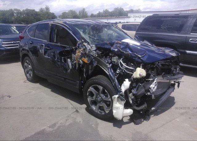 Inventory #465709413 2018 Honda CR-V