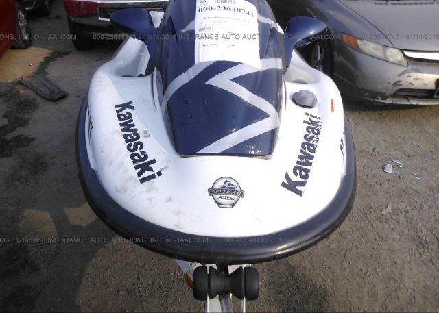 2003 KAWASAKI STX-12F - KAW52533E303