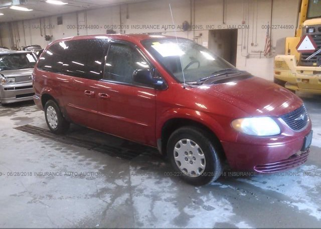 Inventory #323274470 2003 Chrysler TOWN & COUNTRY