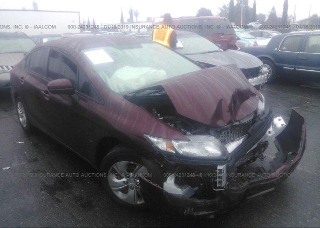 Inventory #602839690 2015 Honda CIVIC