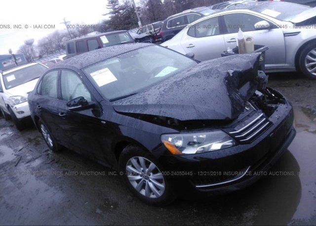 Inventory #707805553 2015 Volkswagen PASSAT