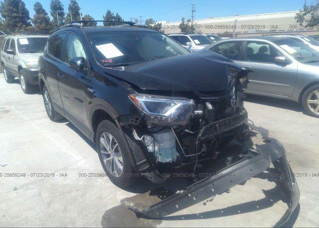 Inventory #586146011 2018 Toyota RAV4 HV