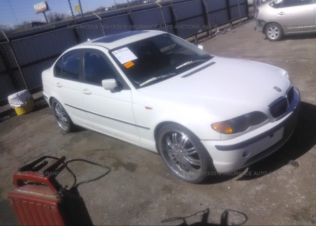 Inventory #214900422 2004 BMW 325