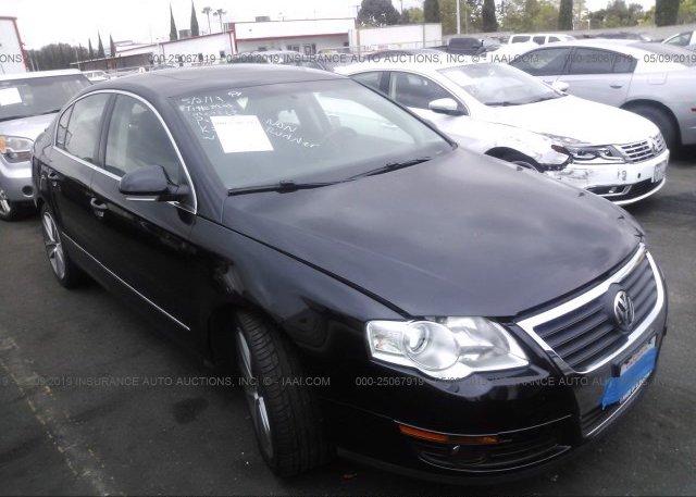 Inventory #157318111 2010 Volkswagen PASSAT