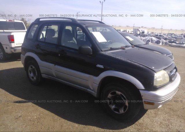 Inventory #272981758 2000 Suzuki GRAND VITARA