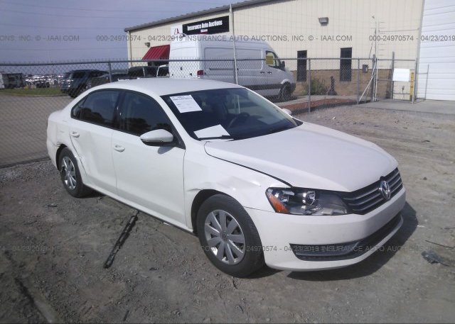 Inventory #395450995 2012 Volkswagen PASSAT