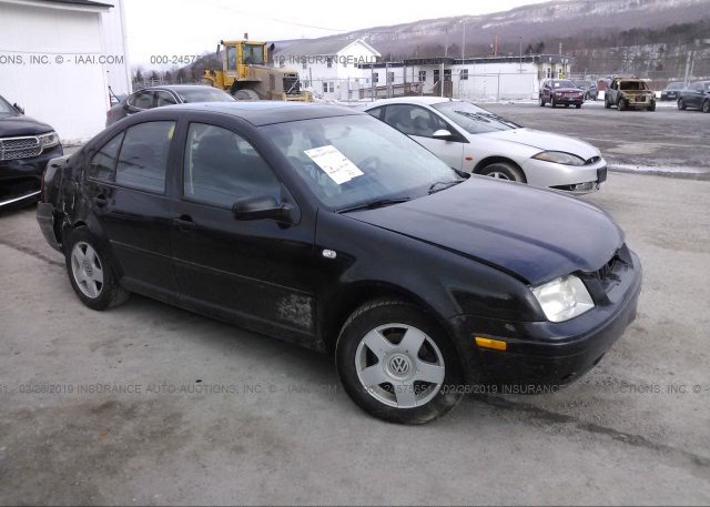 Inventory #769503742 2002 Volkswagen JETTA
