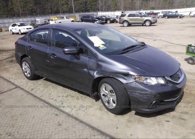 Inventory #925880526 2014 Honda CIVIC