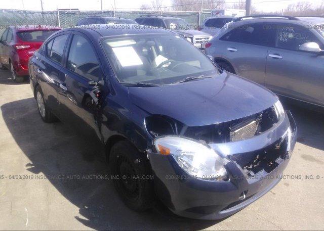 Inventory #539343360 2012 Nissan VERSA