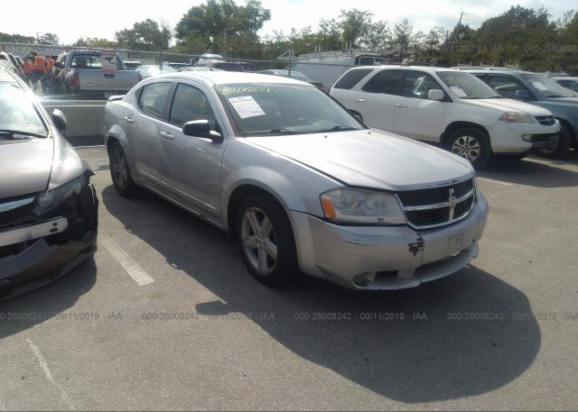 Inventory #135420602 2008 Dodge AVENGER