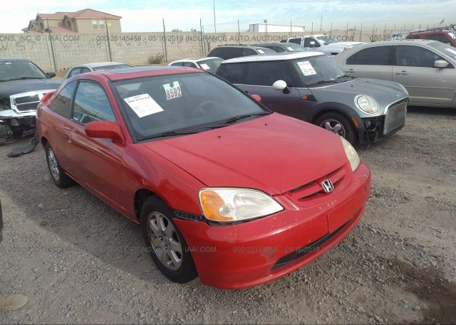 Inventory #440748870 2002 Honda CIVIC