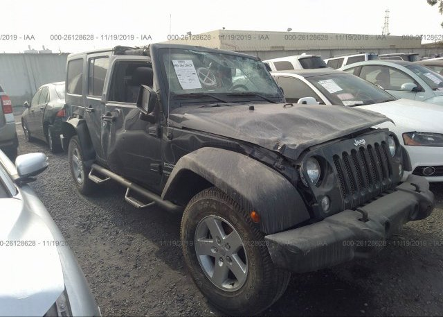 Inventory #928653917 2017 JEEP WRANGLER UNLIMITE