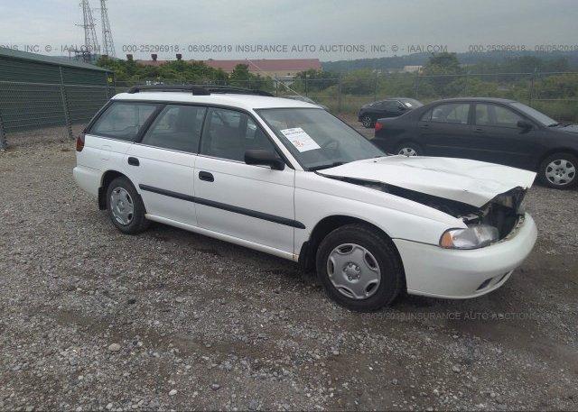Inventory #221806872 1997 Subaru LEGACY