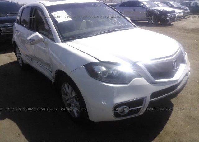 Inventory #627832950 2010 Acura RDX