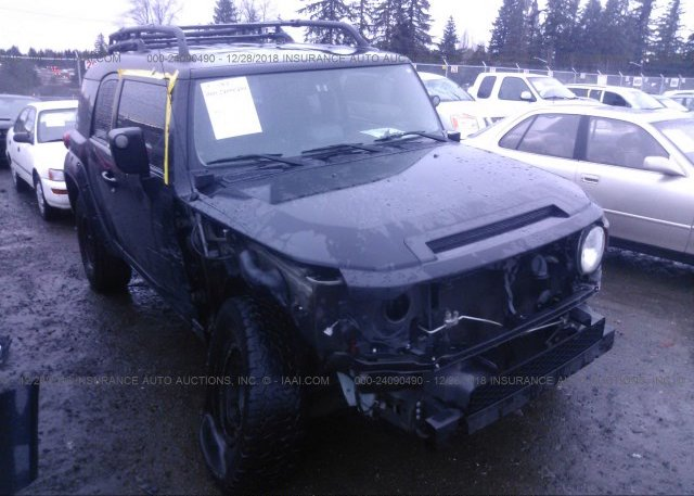 Inventory #210647616 2010 Toyota FJ CRUISER