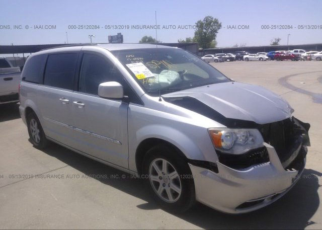Inventory #260252841 2012 Chrysler TOWN & COUNTRY