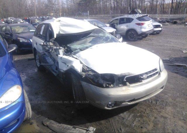 Inventory #322297919 2000 Subaru LEGACY