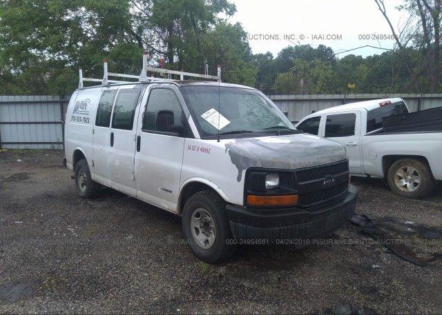 Inventory #399084483 2005 Chevrolet EXPRESS G2500