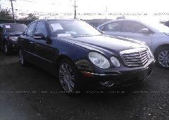 2008 Mercedes-benz E