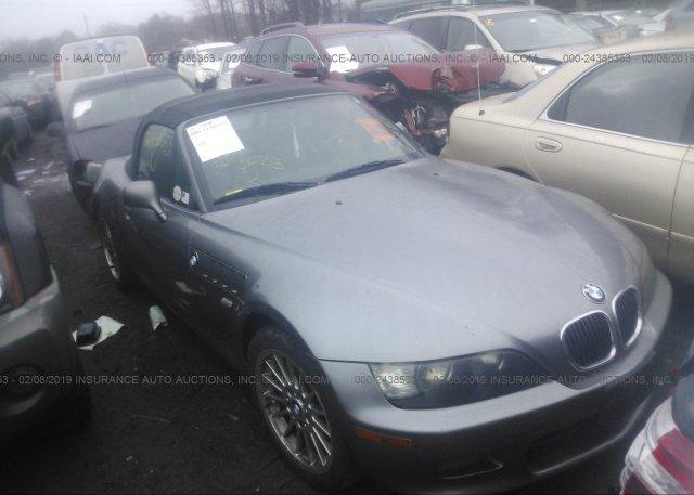 Inventory #247804313 2001 BMW Z3