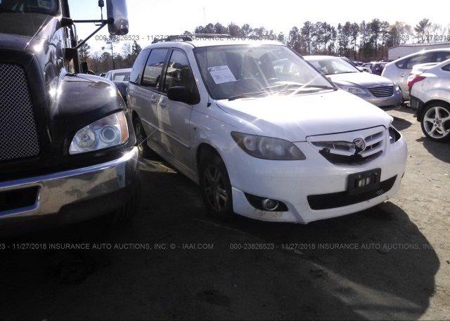 Inventory #706606814 2004 Mazda MPV