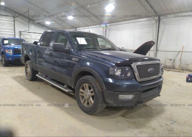 Inventory #712071031 2005 FORD F150