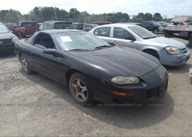 Inventory #543291187 1998 Chevrolet CAMARO