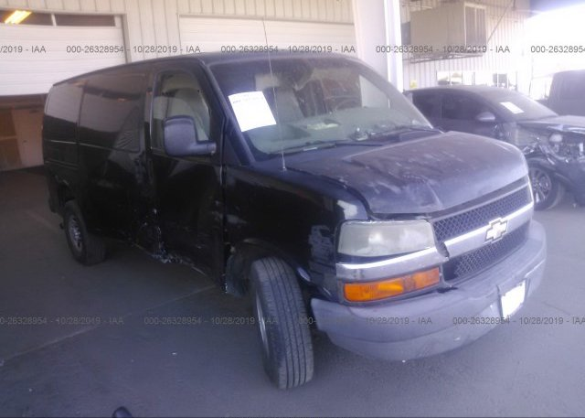 Inventory #754016734 2009 Chevrolet EXPRESS G2500