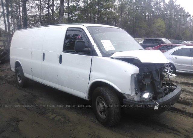 Inventory #578029241 2009 Chevrolet EXPRESS G2500