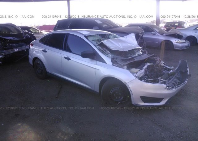 1fadp3e25gl203425 Salvage Silver Ford Focus At Phoenix Az On