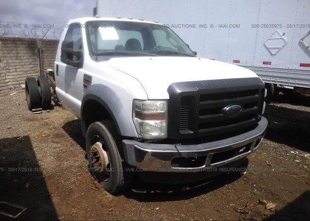 Inventory #105214392 2008 FORD F550