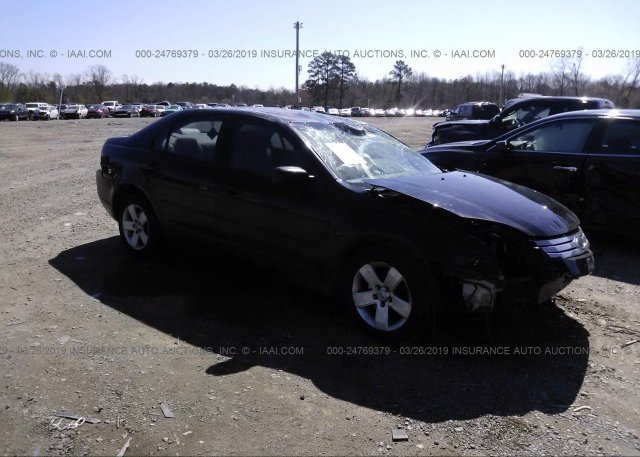 Inventory #897288904 2006 FORD FUSION