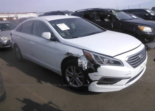 Inventory #857236468 2016 Hyundai SONATA
