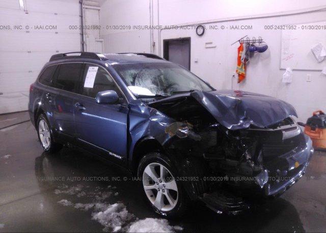 Inventory #431228125 2014 Subaru OUTBACK