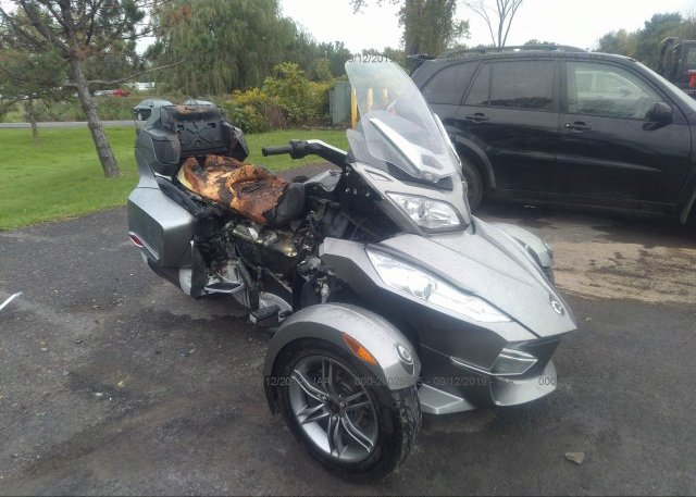 Inventory #451709985 2012 Can-am SPYDER ROADSTER