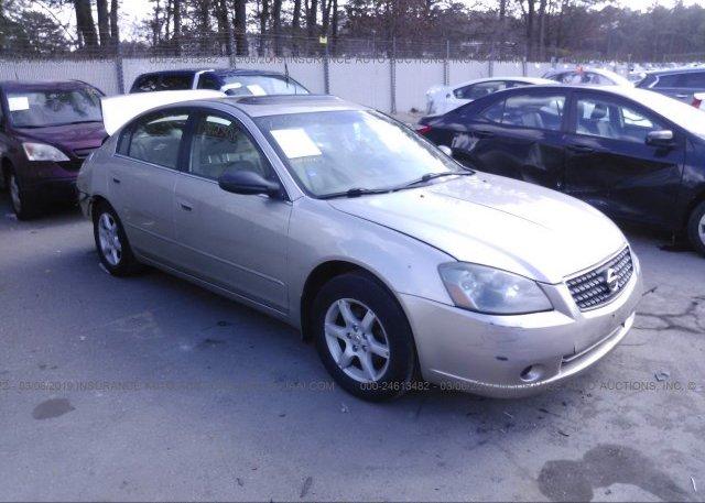 Inventory #844021432 2006 Nissan ALTIMA