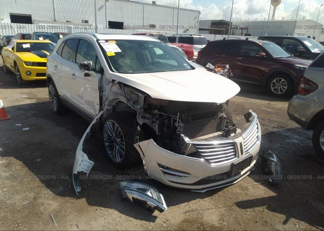 Inventory #891335734 2015 Lincoln MKC