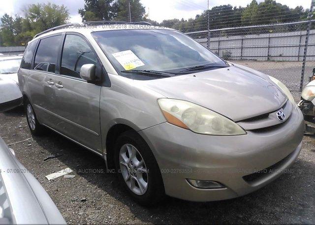 Inventory #102177156 2006 Toyota SIENNA
