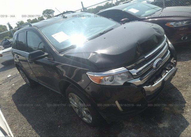 Inventory #153131178 2013 FORD EDGE