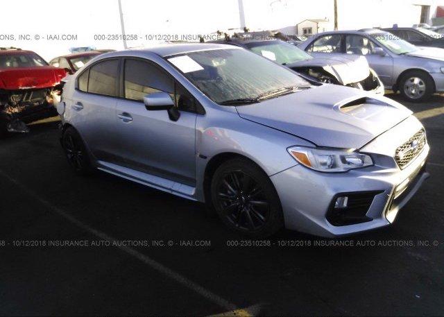 Inventory #285039136 2018 Subaru WRX
