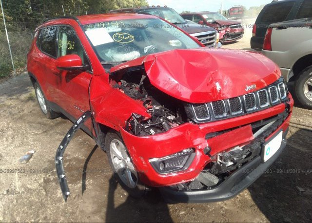 Inventory #416501736 2017 JEEP COMPASS