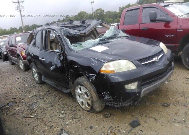 Inventory #130021705 2002 Acura MDX