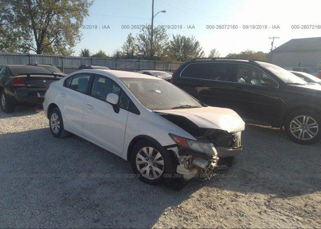 Inventory #513389308 2012 Honda CIVIC